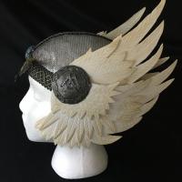 Helmet, left side