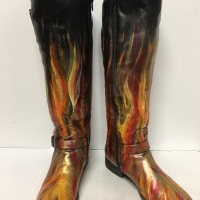 Phoenix, boots