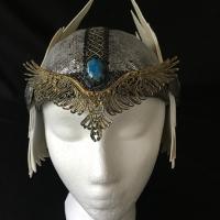 Valkyrie helmet, front