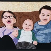 Giggling Trio