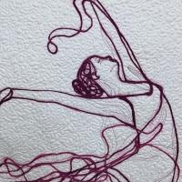 Line Dancing, detail