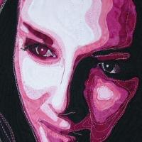 Woman, detail