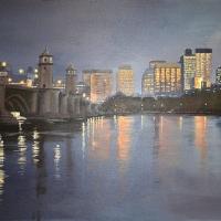 Boston Harbor I